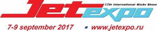 The 12th International Business Aviation Exhibition JetExpo 2017 was held