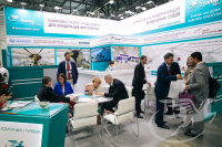 TULPAR Group of companies took part at HeliRussia 2019