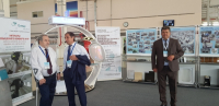 The exhibition of industrial enterprises of the Republic of Tatarstan was held at the site of Tulpar Group of companies