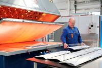 Tulpar Interior Group has expanded its capability to service components on the SSJ 100