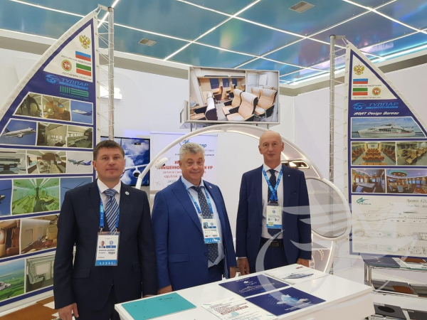 Tulpar group of companies took part in the First Caspian Economic Forum