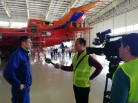 It is better to see once than to hear hundred times: a press tour was held at the enterprises of TULPAR AERO GROUP