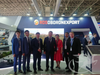 Tulpar Aero Group has presented its services on LIMA-2019
